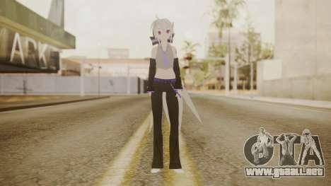 Project Diva Dreamy Theater - Yowane Haku para GTA San Andreas segunda pantalla