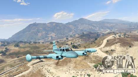 GTA 5 Carpet Bomber