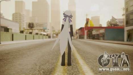 Project Diva Dreamy Theater - Yowane Haku para GTA San Andreas tercera pantalla