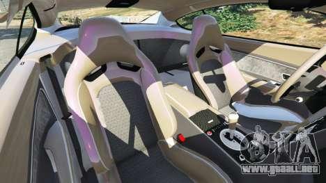 Bentley Continental Supersports [Beta] para GTA 5