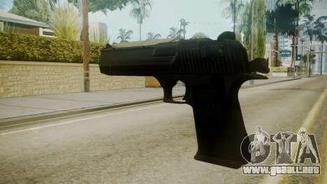 Atmosphere Desert Eagle v4.3 para GTA San Andreas segunda pantalla