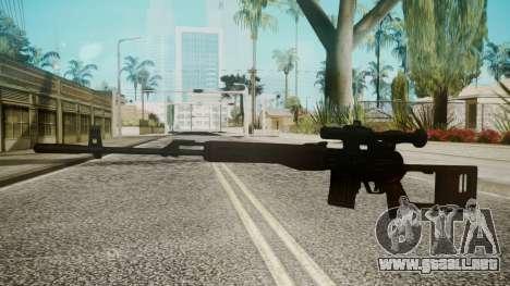 Sniper Rifle by EmiKiller para GTA San Andreas