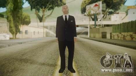 Wmyboun HD para GTA San Andreas segunda pantalla