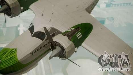 Grumman G-21 Goose DQAYL para la visión correcta GTA San Andreas