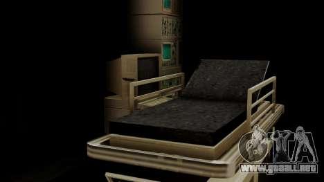 GTA 5 Brute Ambulance IVF para visión interna GTA San Andreas