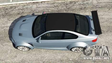 BMW M3 (E92) WideBody v1.0 para GTA 5