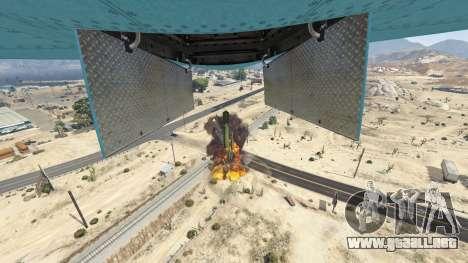 Carpet Bomber para GTA 5