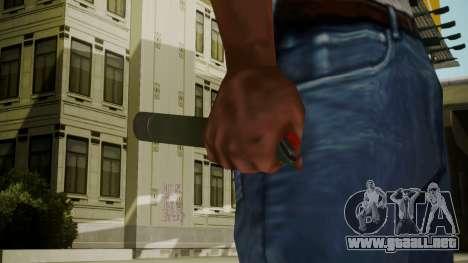Atmosphere Detonator v4.3 para GTA San Andreas tercera pantalla