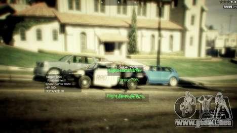 GTA 5 Fallout: San Andreas [.NET] ALPHA 2 tercera captura de pantalla