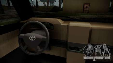 Toyota Kijang Tuned Stance para la visión correcta GTA San Andreas