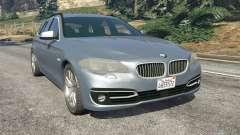 BMW 525d (F11) Touring 2015 (US)