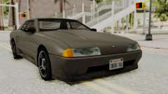 Elegy The Gold Car 1 para GTA San Andreas