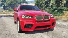 BMW X6 M (E71) para GTA 5