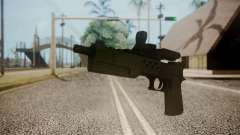 Silenced Pistol from RE6 para GTA San Andreas
