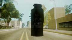 Atmosphere Tear Gas v4.3 para GTA San Andreas