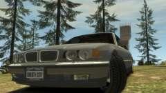 BMW L7 (750IL E38) 2001