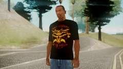 Brock Lesnar Shirt v1 para GTA San Andreas