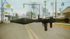 Atmosphere Rocket Launcher v4.3 para GTA San Andreas