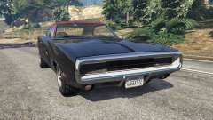Dodge Charger RT 1970 v3.1