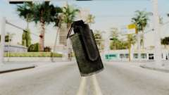 Grenade from RE6 para GTA San Andreas