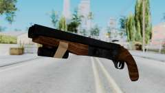 Sawnoff Shotgun from RE6 para GTA San Andreas