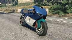 Ducati Desmosedici RR 2012 para GTA 5