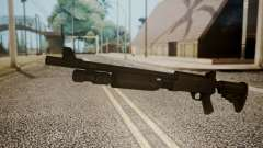 Combat Shotgun from RE6