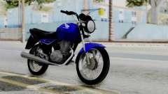 Honda CG Titan 2014 para GTA San Andreas
