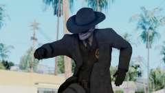 SkullFace Mask and Hat