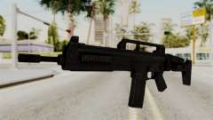 M4 from RE6 para GTA San Andreas