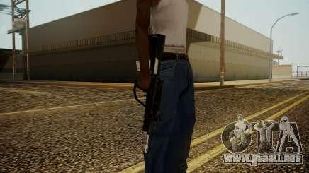 Famas Battlefield 3 para GTA San Andreas