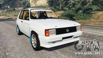 Talbot Samba Groupe B para GTA 5