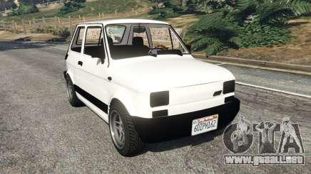 Fiat 126p v0.5 para GTA 5
