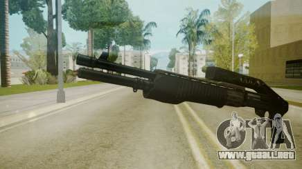 Atmosphere Combat Shotgun v4.3 para GTA San Andreas