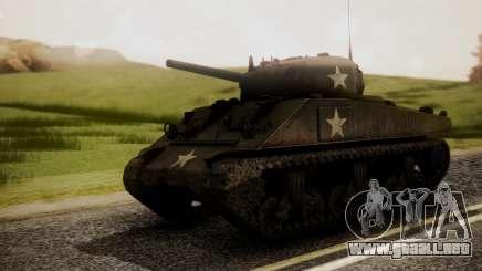 M4A3 Sherman para GTA San Andreas