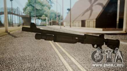 Combat Shotgun from RE6 para GTA San Andreas