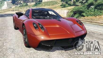 Pagani Huayra 2013 para GTA 5