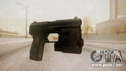 USP 45 from CoD MW para GTA San Andreas