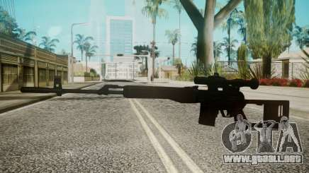 Sniper Rifle by EmiKiller para GTA San Andreas
