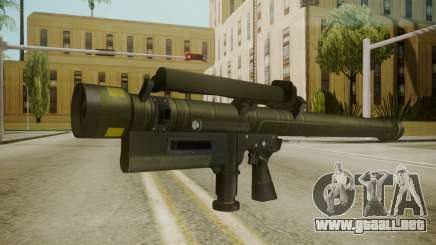 Atmosphere Stinger v4.3 para GTA San Andreas