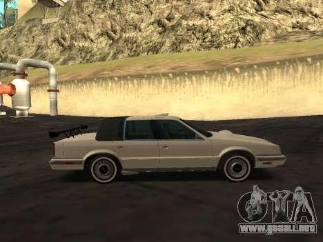 Chrysler New Yorker 1988 para el motor de GTA San Andreas