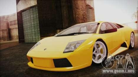 Lamborghini Murcielago 2005 Yuno Gasai IVF para GTA San Andreas