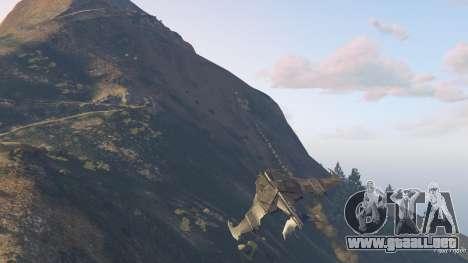 GTA 5 Batwing noveno captura de pantalla