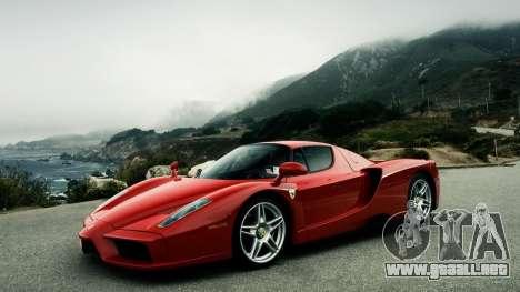 Sportcars Loadscreens para GTA San Andreas segunda pantalla