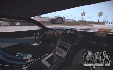 Elegy DRIFT KING GT-1 (Stok wheels) para el motor de GTA San Andreas