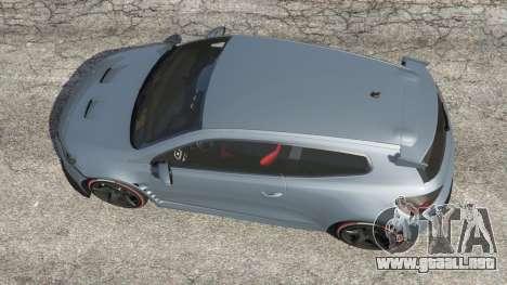 GTA 5 Volkswagen Scirocco vista trasera