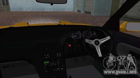 Nissan Onevia Type-X para la visión correcta GTA San Andreas