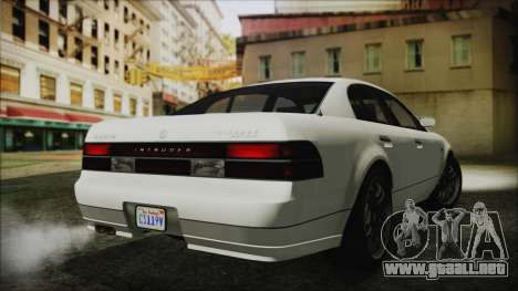 GTA 5 Karin Intruder IVF para GTA San Andreas left