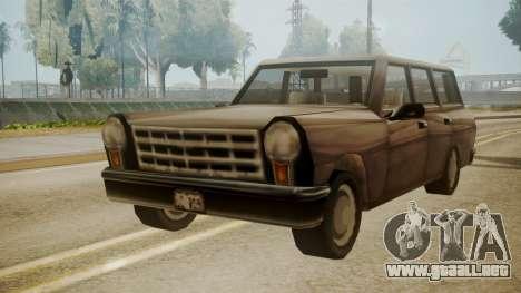 Perennial III para GTA San Andreas
