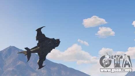 GTA 5 Batwing séptima captura de pantalla
